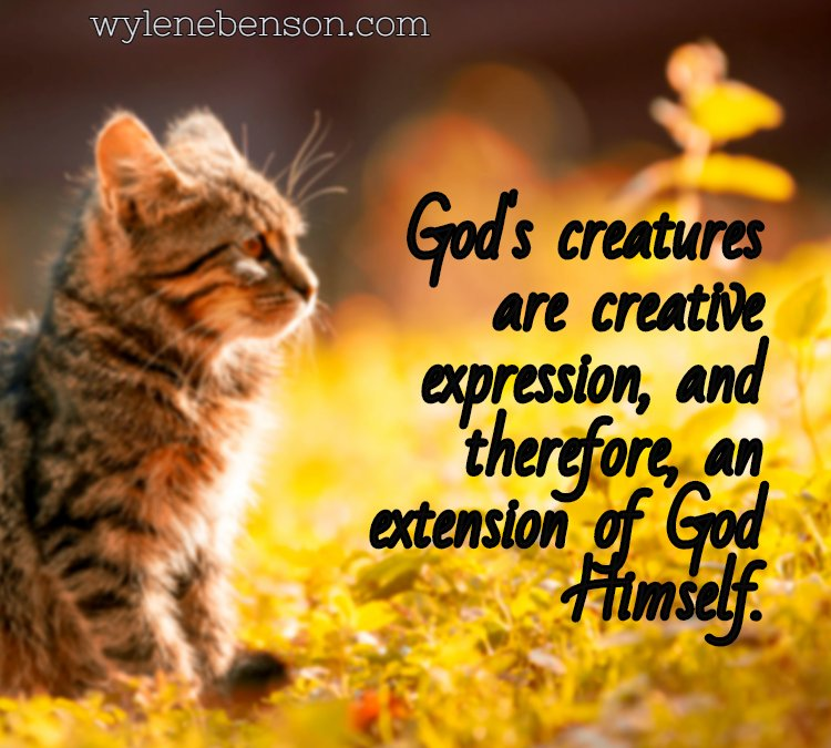 Gratitude for God's Creatures