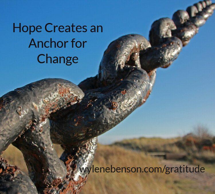 Gratitude For Brightness of Hope