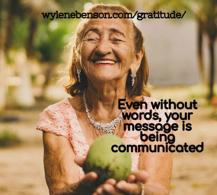 Gratitude For Interaction