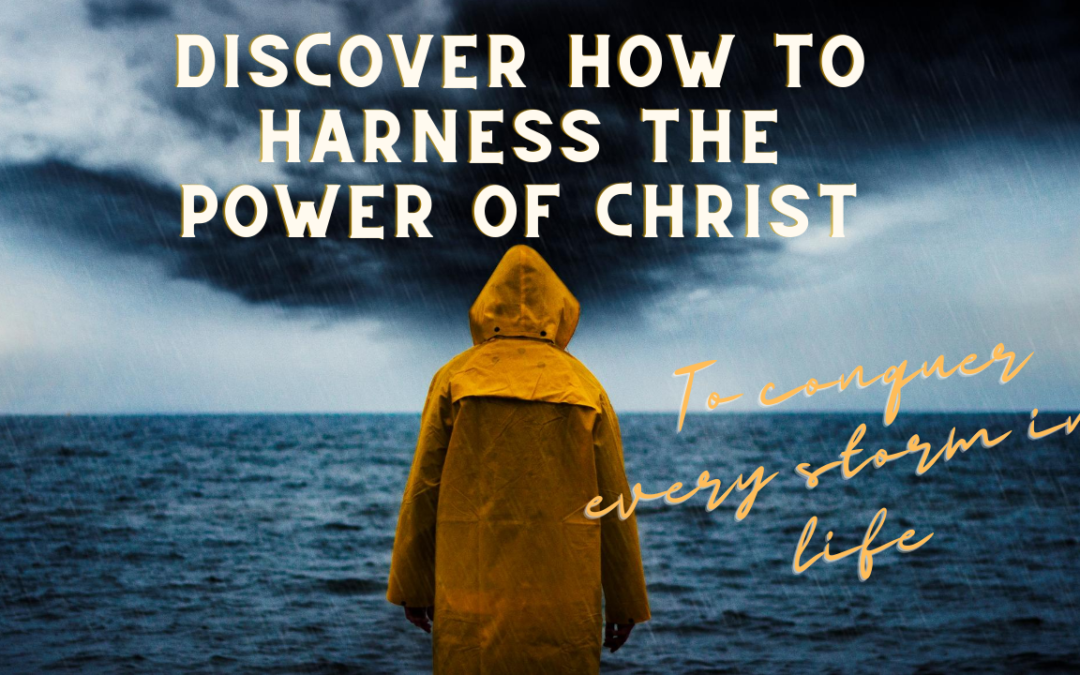 August 2020 Master Class – Harnessing the Power of Christ