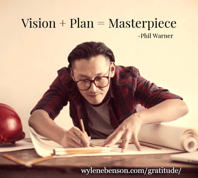 Gratitude for Future Vision