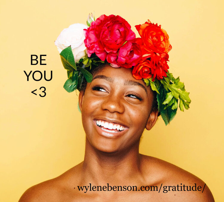 Gratitude for the Joys of Womanhood