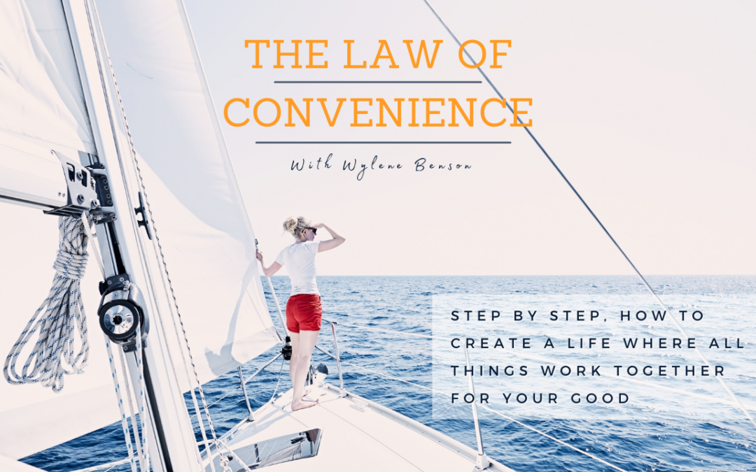 Master Class – The Law of Convenience