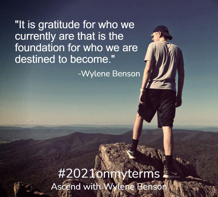 Gratitude for Contentment